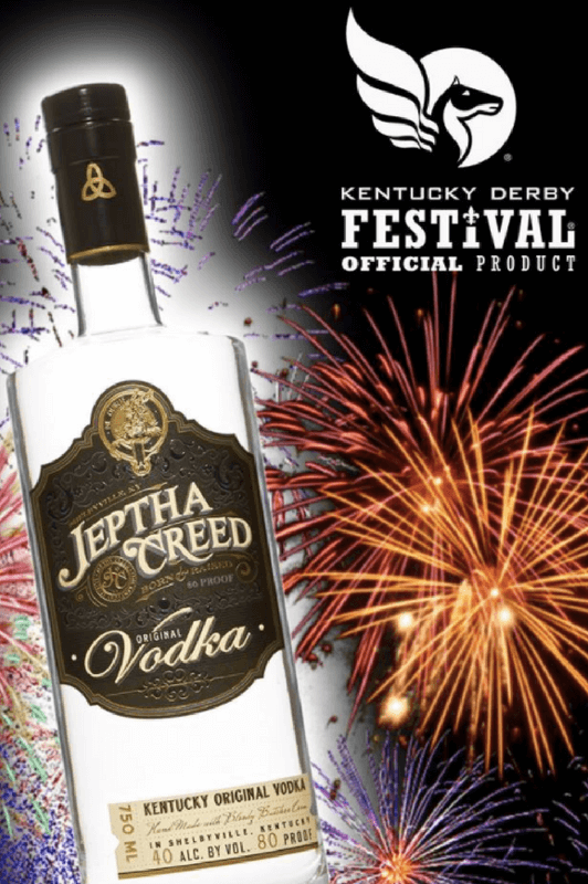 Celebrate Kentucky Derby Festival with Jeptha Creed
