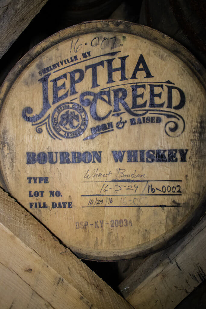 Jeptha Creed Straight Bourbon