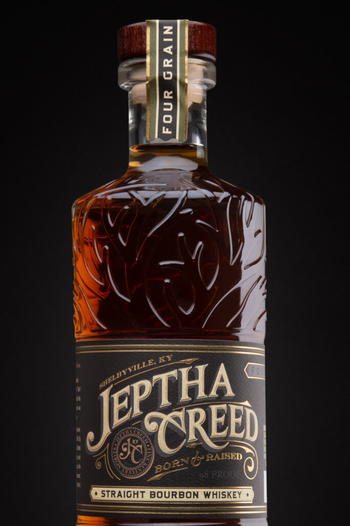 THE MEANING BEHIND OUR BOURBON BOTTLE DESIGN