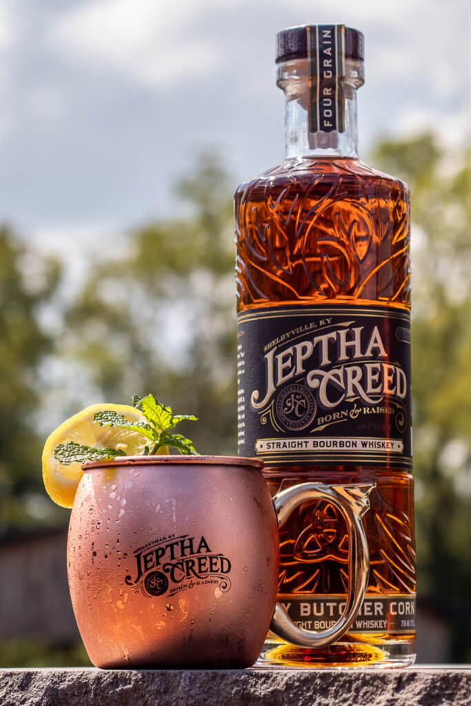 BOURBON HERITAGE MONTH: CLASSIC COCKTAILS WITH A JEPTHA CREED TWIST