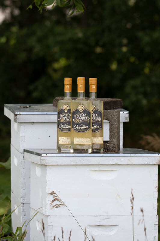 How Beekeeping Inspired Our Honey Flavored Vodka
