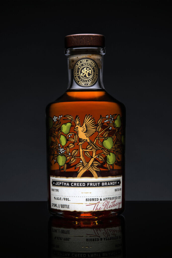 From the Underbrush to the Bar Top: Our Pawpaw Brandy